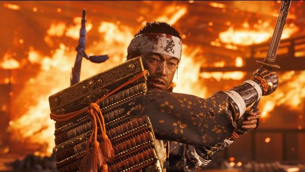 especificaciones de ghost of tsushima